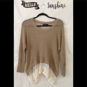 Millau knit lightweight sweater from LF